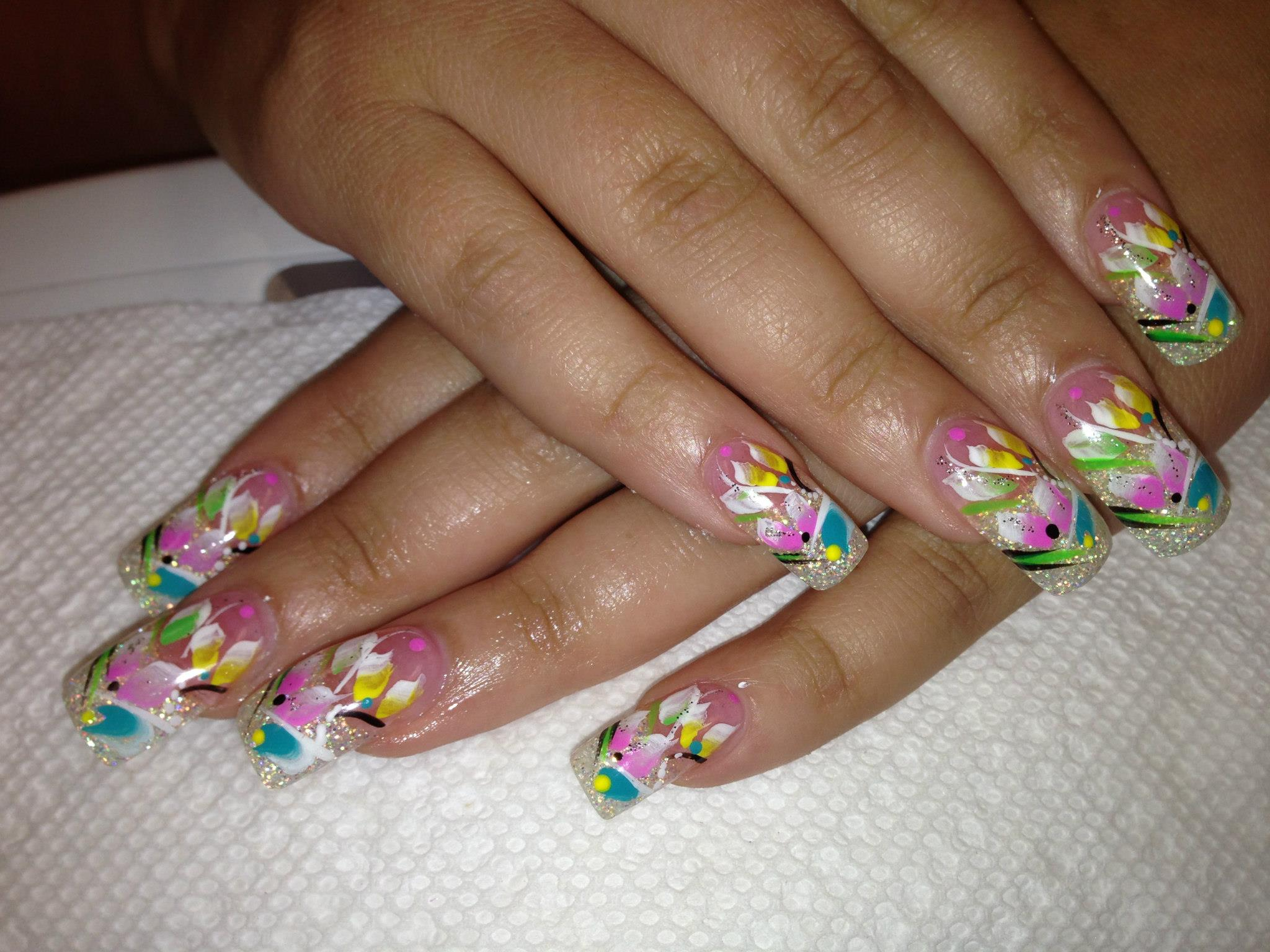 Diamond Nails And Spa Springfield Il