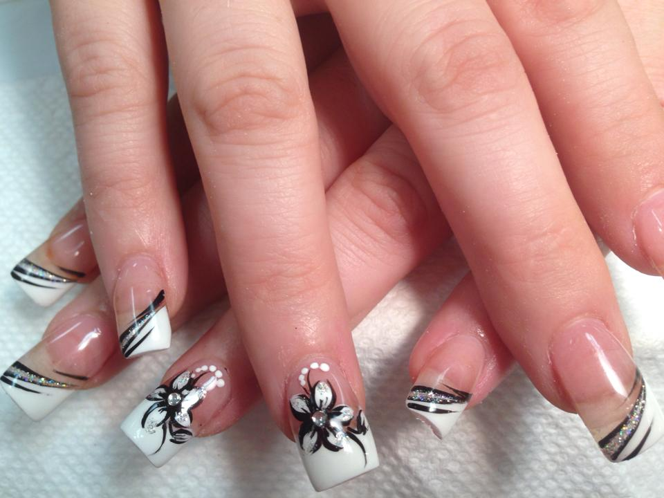 Romantic Evening Nail Art Designs By Top Nails Clarksville Tn